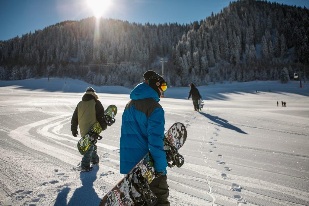 Snowboarding Performance