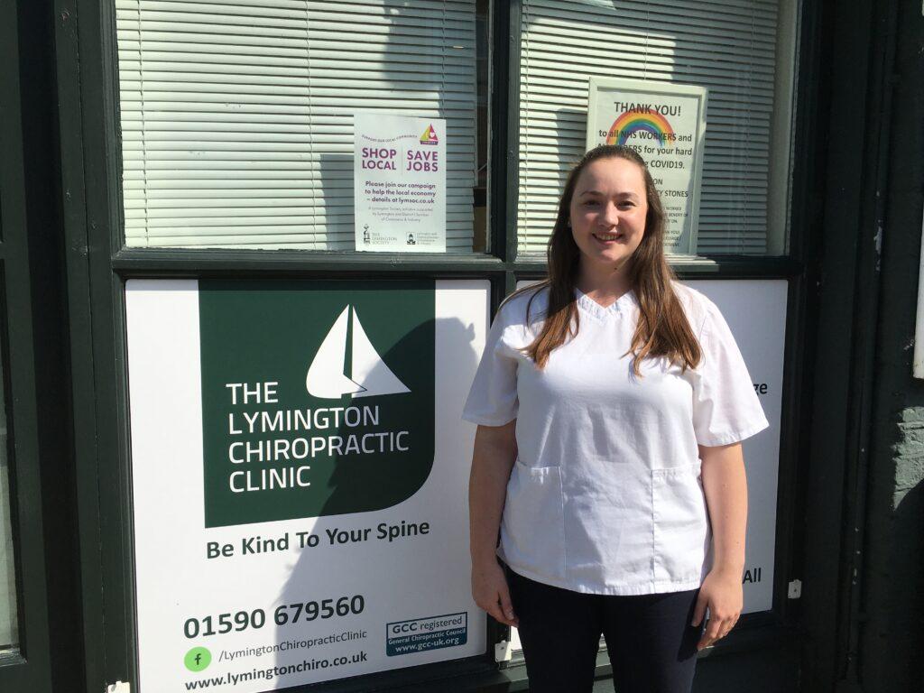 Lymington Paediatric Chiropractor