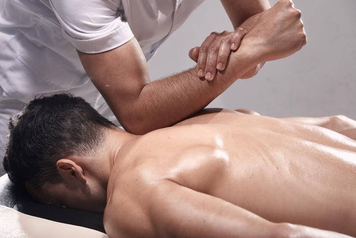 Deep Tissue Sports Massage Hampshire